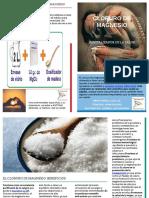 Cloruro de Magnesio- Tratamiento.