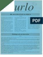 n° 4 (Feb 1996) Ragioniamo
