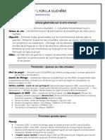 Fiche du projet GPV Lyon La Duchère