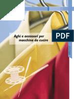 Accessori Macchina Per Cucire. Una Guida.