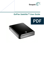GoFlex Satellite User Guide