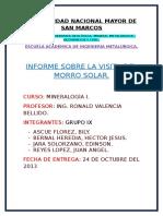 Fotos Del Morro Solar_con Descripcion