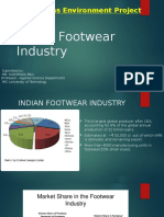 Indian Footwear Industry 2015 presentation bata liberty relaxo