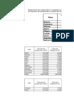 PRACTICA DIRIGIDA N° 01 costos fijos y variables