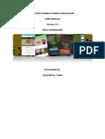GORESALE User Manual