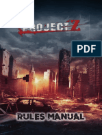 Project z Rulebook