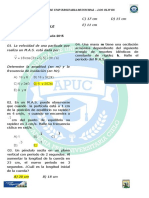 Examen Diario 2015 Fisica Semana 15