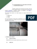 Análisis de Riesgo Desprendimiento de Parte Rotatoria de Un Motor Vuelo