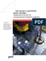 Shale Energy Transportation Logistics Impact