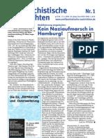 antifaschistische nachrichten 2004 #01