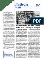antifaschistische nachrichten 2004 #04