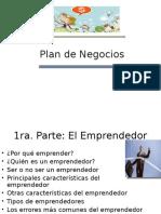 Plan de Negocios 2