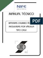 Manual Opzv