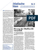 antifaschistische nachrichten 2004 #09