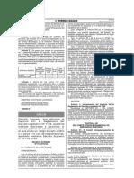 D.S. Nº 015-2015-SA