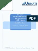 Unnati Newsletter