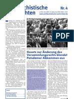 antifaschistische nachrichten 2005 #04