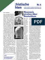 antifaschistische nachrichten 2005 #06