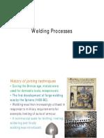Welding Processes System Exploration Workshop