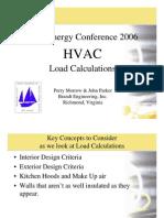 HVAC Load Calculations Guide