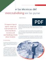 Utilice Las Técnicas Del Merchandising en Las Pyme