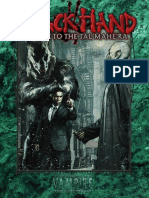 V20 the Black Hand a Guide to the TalMaheRa