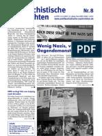 antifaschistische nachrichten 2005 #08