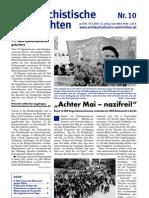 antifaschistische nachrichten 2005 #10