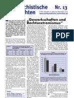 antifaschistische nachrichten 2005 #13