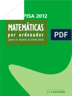 Preguntas liberadas PISA 2012