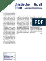 antifaschistische nachrichten 2005 #18
