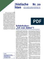antifaschistische nachrichten 2005 #20