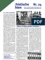 antifaschistische nachrichten 2005 #24