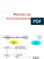 Microsimulations-2520Methodology.ppt