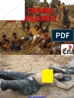 War Crimes by Srilanka 2009