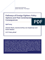 Pathways of Foreign Fighters