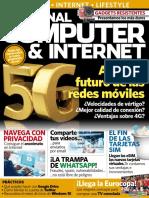 Personal Computer & Internet - Mayo 2016