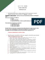 Ginas Study Guide Nuero 5  GI Biliary8