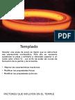 tratamiento termico templado