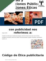 Presentación ética