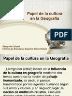 Papel de la cultura en la Geografía.pdf