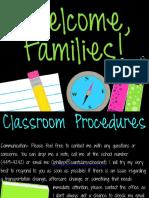 parent presentations