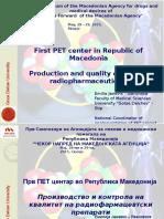 ПЕТ Центар- Производство и Контрола На Квалитет- Е. Јанеевиќ