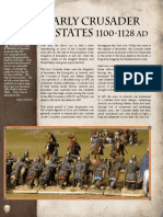 Early Crusaders (Deus le volt)