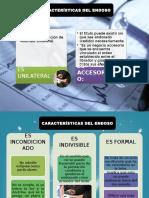 Derecho Empresarial - El Endoso