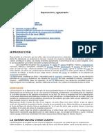 Depreciacion y Agotamiento - contabilidad