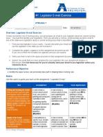 N3375 Module 1_Assignment1 - Legislator(1) (1) (1).doc