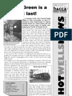 Hotwells News - Summer 2004