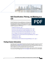 QoS Classification, Policing, And Marking on ALAC