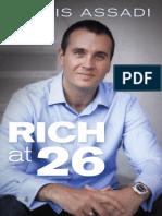 Rich at 26 - Alexis Assadi